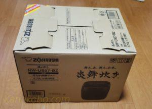 象印 炎舞炊き NW-US07