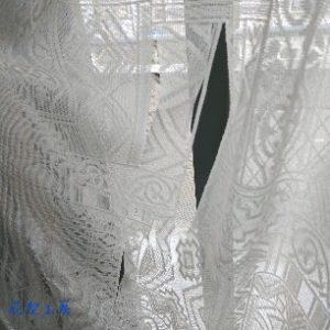 破れたカーテン